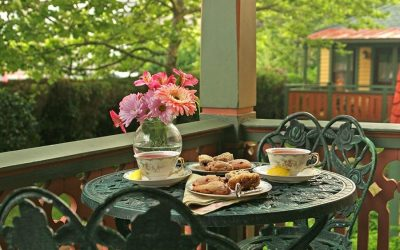 How to Have Your Own Cape May Tea Party