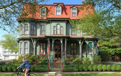 "Queen Victoria Named ""Best B&B in Cape May"" 2019"