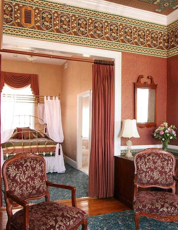 Top Rated Cape May Nj Hotel The Queen Victoria