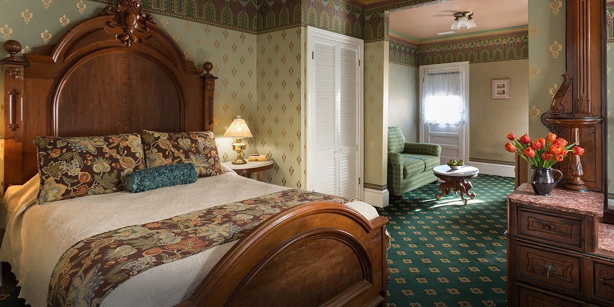Cape May Rooms Boutique Lodging The Queen Victoria