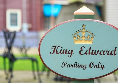 King Edward Parking
