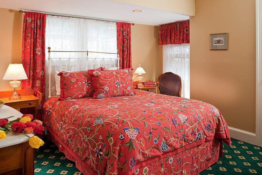 Bed And Breakfast Cape May Nj Queen Victoria B Amp B