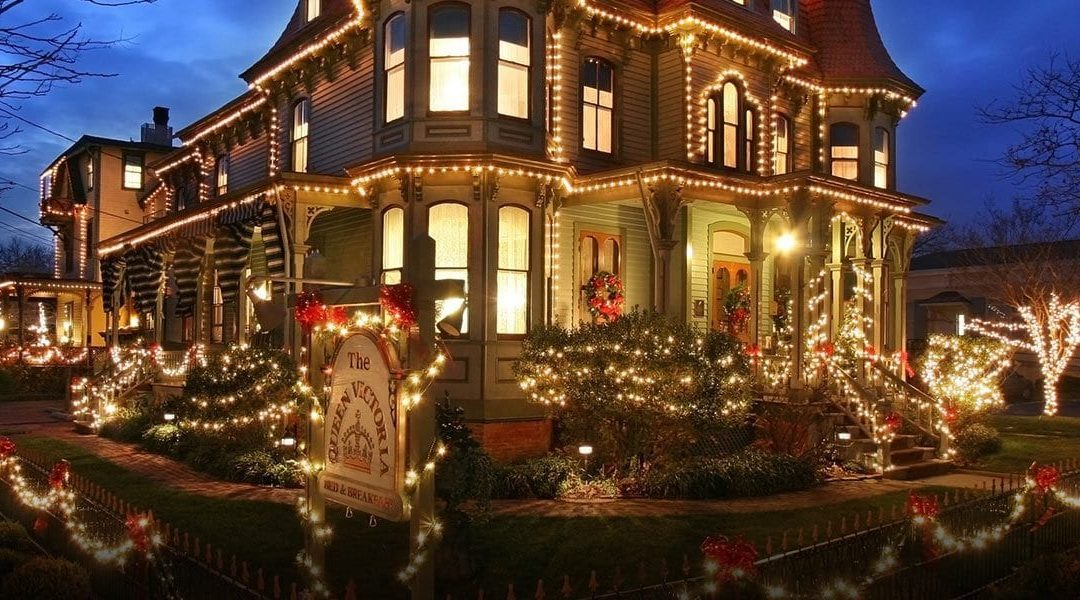 Christmas in Cape May…The Victorian Way