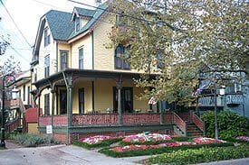 Queen Victoria Buildings- Cape May Bed and Breakfast