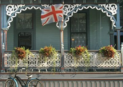 House of Royals Building- Cape May Bed and Breakfast