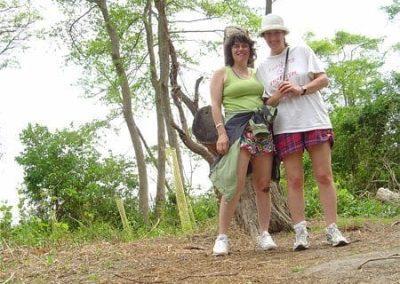 Guest Photos- Couple enjoying nature outside.