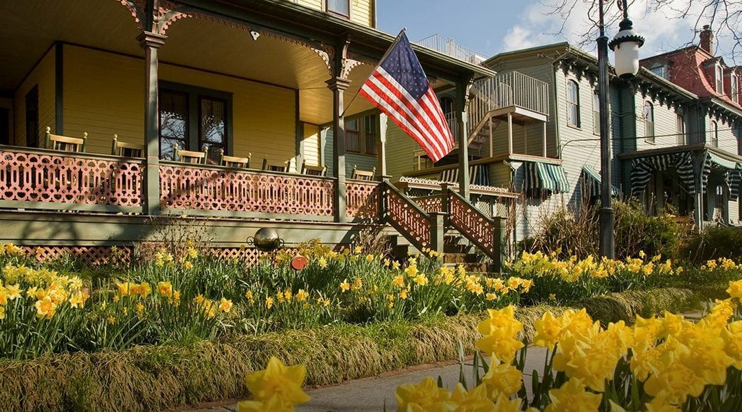 Cape May Spring Celebration and Other Events You Can't Miss