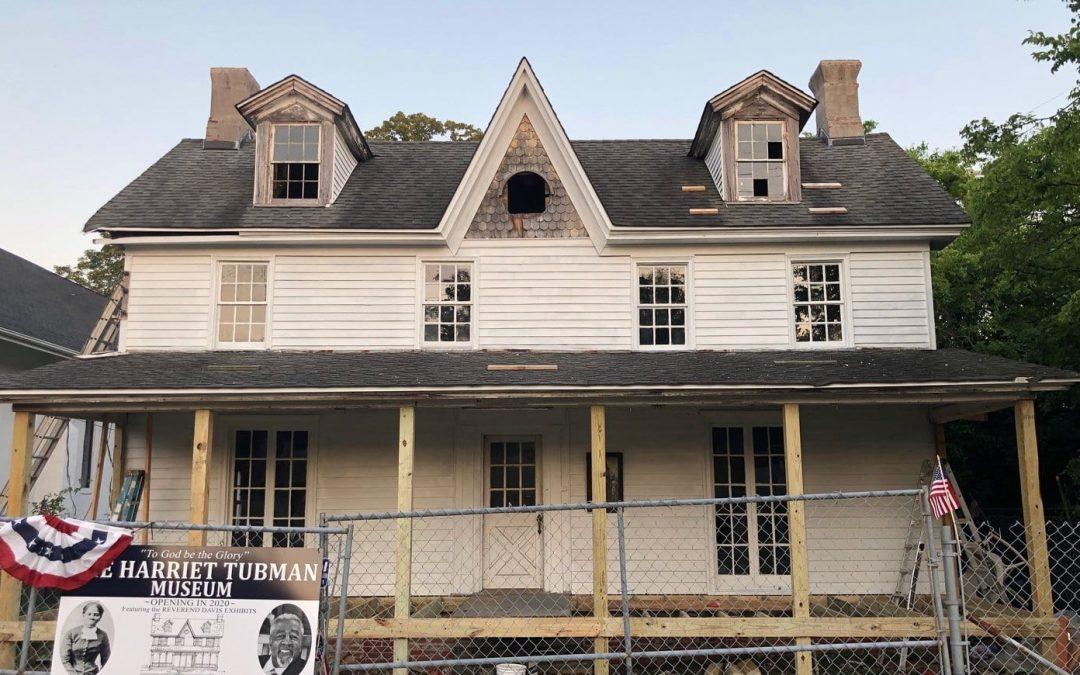 NEW: Harriett Tubman Museum in Cape May