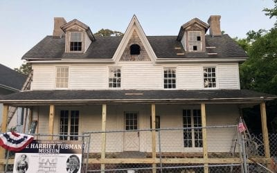 NEW: Harriett Tubman Museum in Cape May